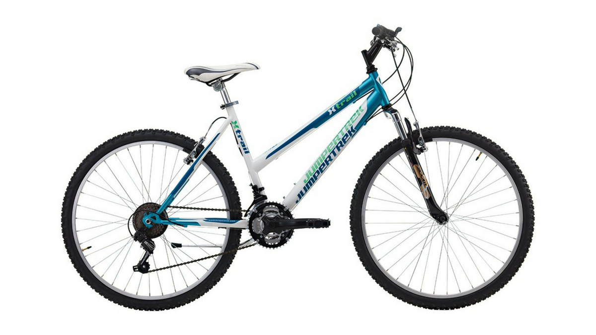 "Jumpertrek X-TRAIL Lady 26"" 18B Blue - White"
