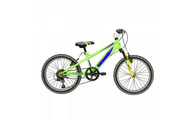 """Adriatica djecji bicikl ROCK 20"""" zeleno plavi"""