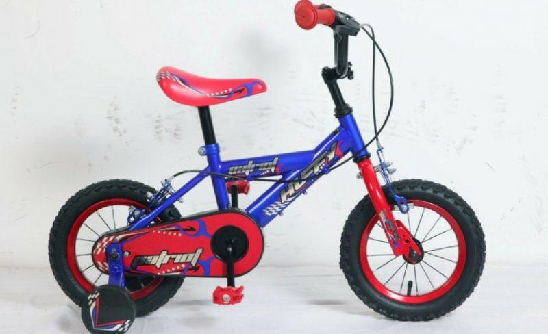 """Bicikl dječiji muški RACER 12"""" KD12HUF"""