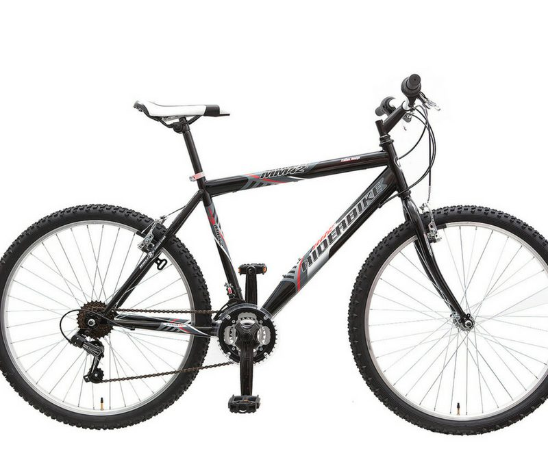 "Rider Bike MTB 26"" 21B V-Brake H48 Crni"