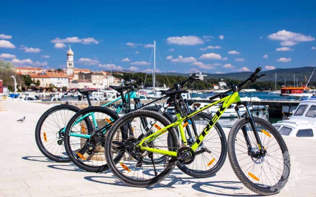 Najam bicikle-Bike Shop Speed Krk