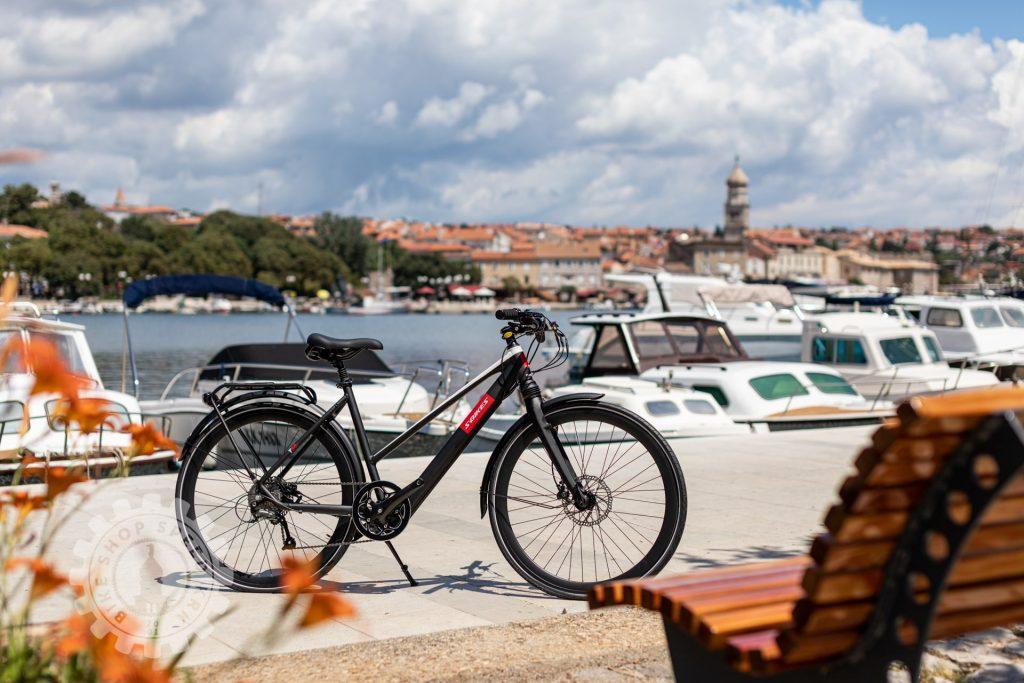 Električni bicikl S-bikes - Bike shop Speed Krk