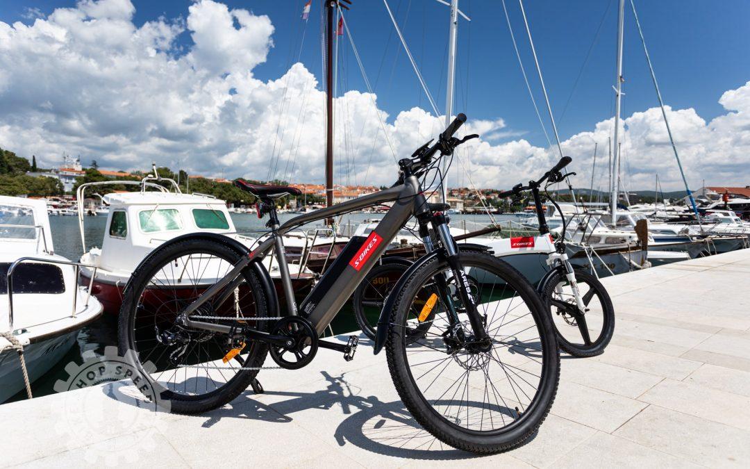 5 razloga zašto odabrati električni bicikl?