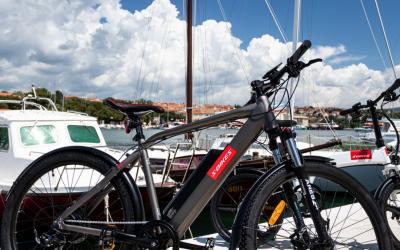 Električni S-Bikes bicikli po najboljim cijenama u Hrvatskoj u Bike Shopu Speed na Krku!
