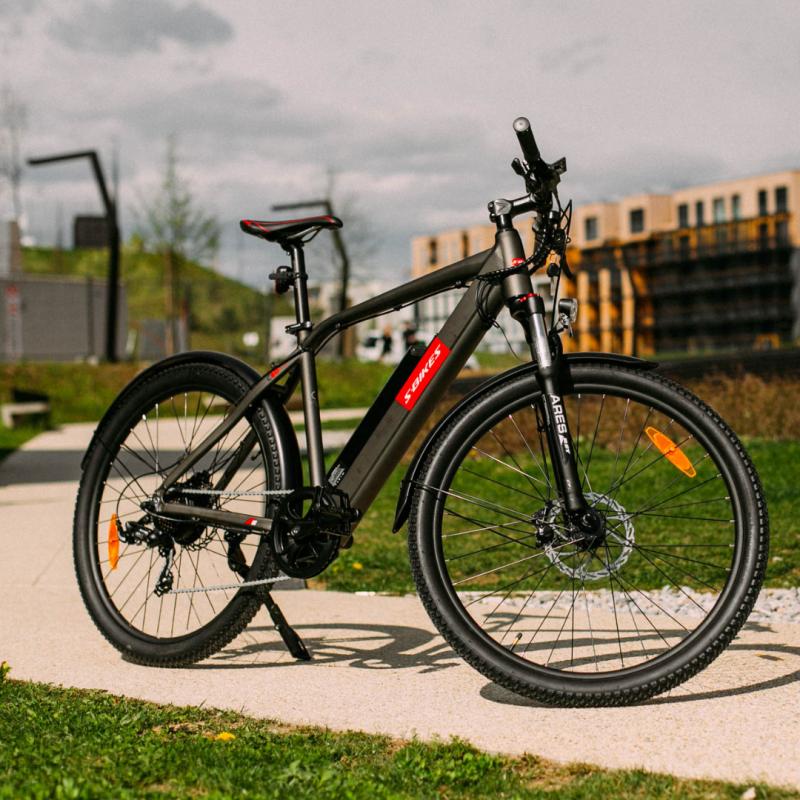 S Bikes C60me